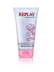 Replay Perfume Jeans Spirit Body Lotion
