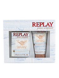 Replay Perfume Jeans Original Woman Kit