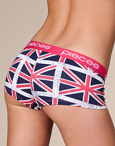 PANTIES - PIECES / LOGO LADY BOXERS STARS - NELLY.DE
