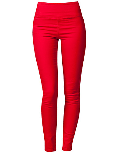 JEANS - PIECES / FUNKY HIGHWAIST LEGGINGS - NELLY.COM