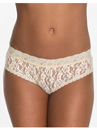 Pieces Netti Lace Hipster