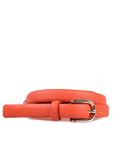 ACCESSOARER ÖVRIGT - FILIPPA K / THIN BELT - NELLY.COM
