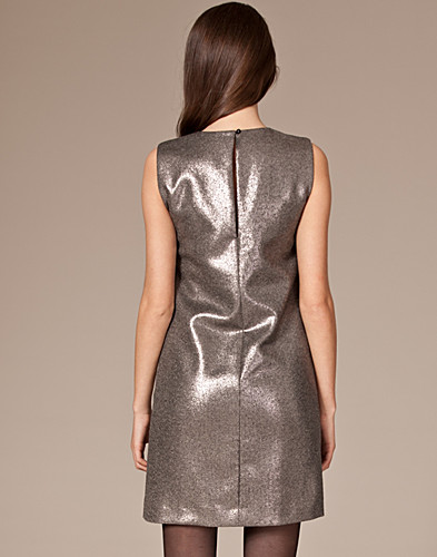 FESTKLÄNNINGAR - FILIPPA K / SILVER DRESS - NELLY.COM