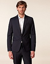 CHRISTIAN PINSTRIPE JACKET