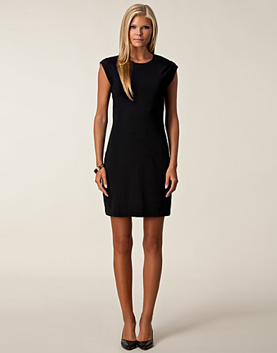 DRESSES - FILIPPA K / JERSEY SHIFT DRESS - NELLY.COM
