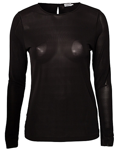 TOPPAR - FILIPPA K / BACK SPLIT TOP - NELLY.COM