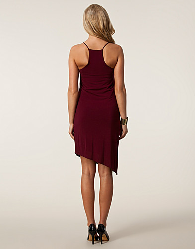 KLÄNNINGAR - FILIPPA K / CREPE DRAPE DRESS - NELLY.COM