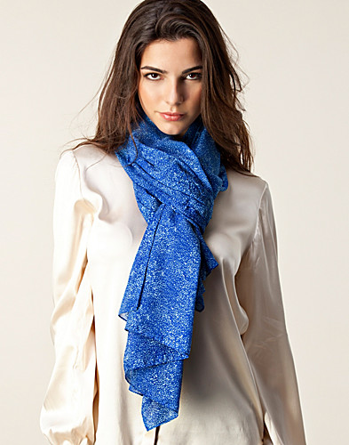 ACCESSOARER ÖVRIGT - PIECES / GENEVA LONG SCARF - NELLY.COM