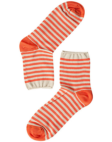 STRUMPOR - FILIPPA K / STRIPED POP SOCK - NELLY.COM