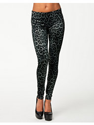 Pieces Maura Leopard Legging