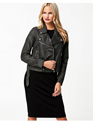 Filippa K Leather Biker Jacket