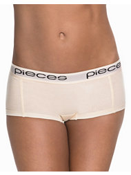 Pieces Logo Lady Boxers Solid