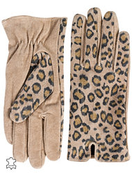 Pieces Emina Suede Leo glove