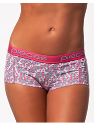 Pieces Logo Lady Boxers