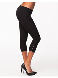 Pieces Mesella Zip Leggings
