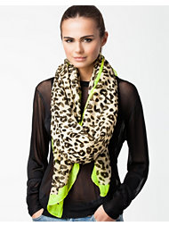 Pieces Assi Long Scarf