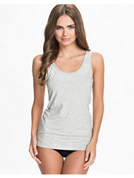 Pieces Edda Tank Top Deep Back