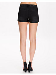 Pieces Just Jute Washed Shorts