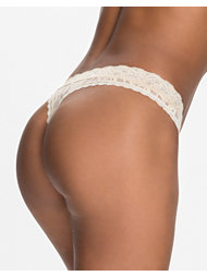 Pieces Netti Lace String