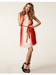 Fount Graduation Pleated Dress