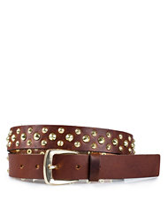 Pieces Lubbi Leather Jeans Belt