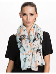 Pieces Luta Long Scarf