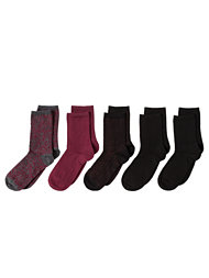 Pieces Emmy 5-pack Socks