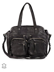 Pieces Mui Leather Bag