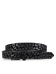 Pieces Maddie slim Jeans Belt