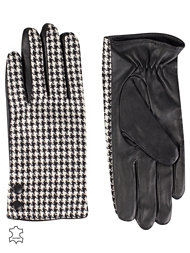 Pieces Kaya Leather Glove
