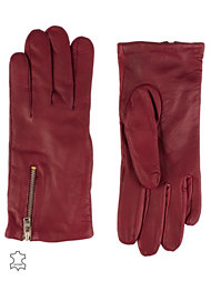 Filippa K Zip Leather Glove