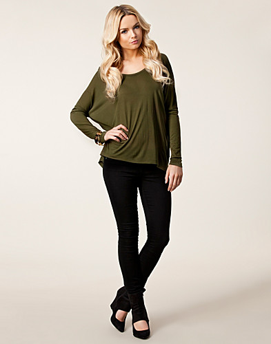 JUMPERS & CARDIGANS - M BY M / PETROL SWEATER - NELLY.COM