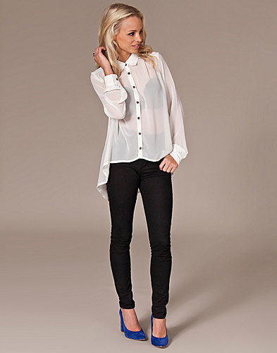 BLUSER & SKJORTER - M BY M / GREECE SHIRT - NELLY.COM