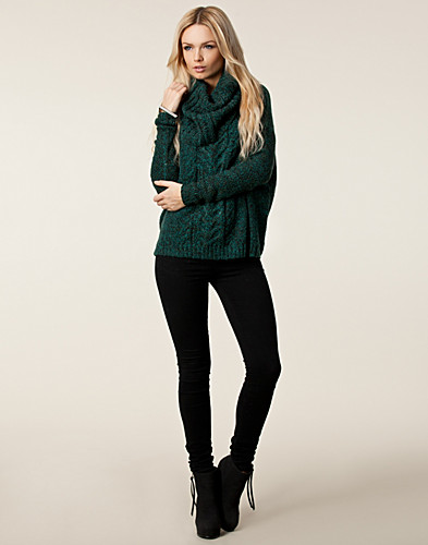 JUMPERS & CARDIGANS - M BY M / BAKE KNIT - NELLY.COM