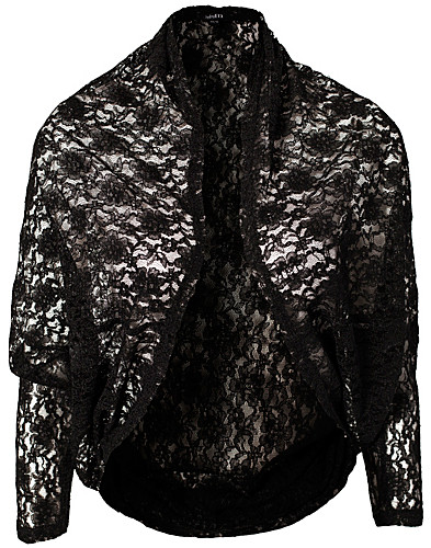 JUMPERS & CARDIGANS - M BY M / SPACE LACE JACKET - NELLY.COM