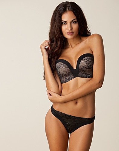 BRAS & TOPS - WONDERBRA / ULTIMATE STRAPLESS LACE - NELLY.COM