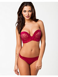 Wonderbra Strapless Lace Set