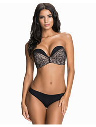 Wonderbra Perfect Strapless Lace Bra