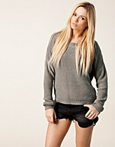 FOILLY KNIT PULLOVER