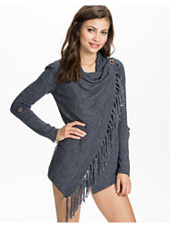 Object Deanna Fringe Knit