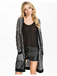 Object Juice Knit Long Cardigan
