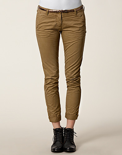 BYXOR & SHORTS - MAISON SCOTCH / PIMA COTTON CHINO - NELLY.COM