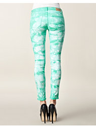 Maison Scotch Parisienne Tie Die Pants