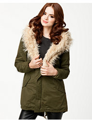 Maison Scotch Technical Parka