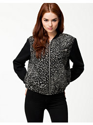 Maison Scotch Relaxed Bomber Jacket