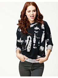 Maison Scotch Tie Dye Sweat