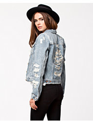Maison Scotch Rock 'n' Roll Denim Jacket