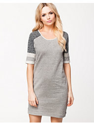 Maison Scotch Baseball Dress