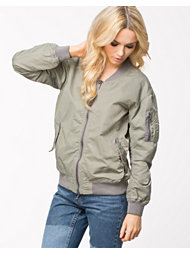 Maison Scotch Aviator Jacket