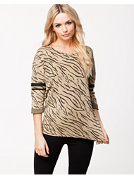Maison Scotch Jacquard Sweater